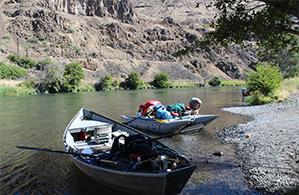 river float trip