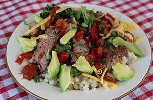 Fiesta Rice Bowl