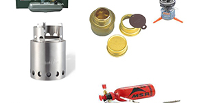 Camping Stove Video