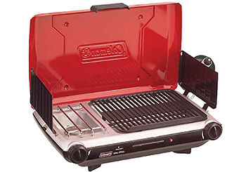 Coleman Perfect FlowGrill Stove