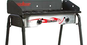 Camp Chef Yukon 60 2 Burner Stove