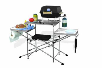 Camco Deluxe Grilling Table Review