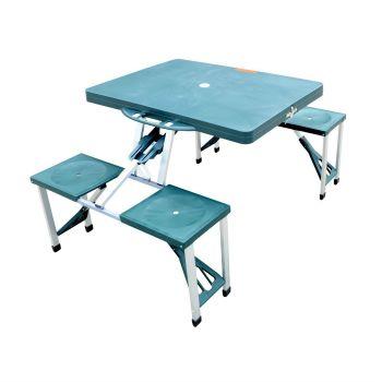 outsunny portable table