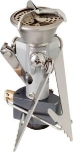 MicroRocket Stove close up