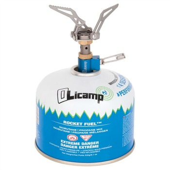 Olicamp Ion Micro Stove Review