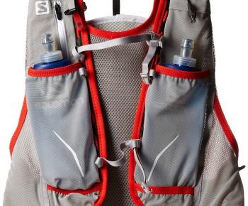 Salomon S-Lab Advanced Skin Racing Vest Pockets Bottles