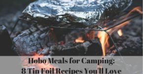 Hobo Meals for Camping_ 8 Tin Foil Recipes You'll Love