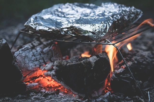 Cooking and Fire Safety
