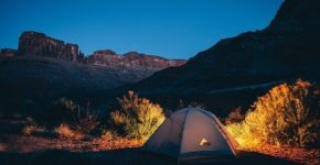 How to Keep a Tent Warm on Those Chilly Nights