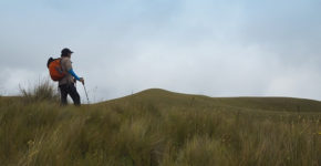 Guide to Trekking Poles and walking with poles