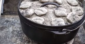 Dutch Oven Temperature Chart and Guide