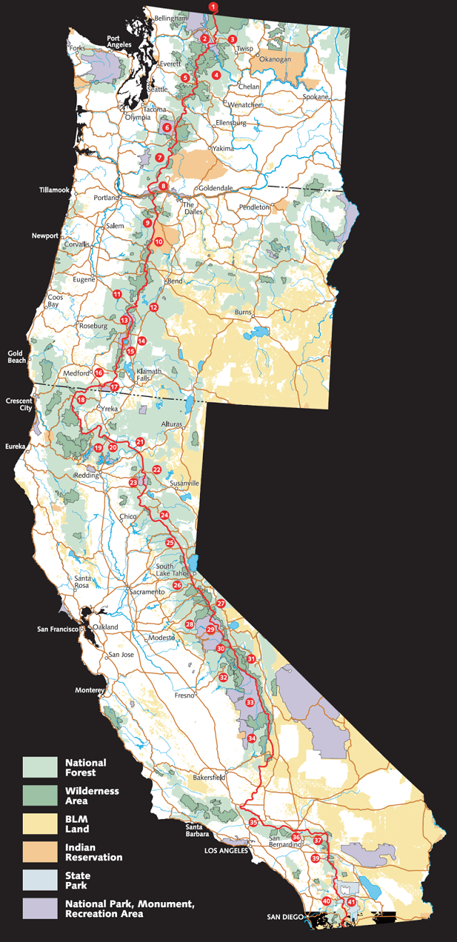 How Long Does It Take to Hike the Pacific Crest Trail