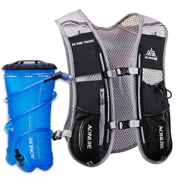 LERMX Lightweight Running Hydration Vest Pack