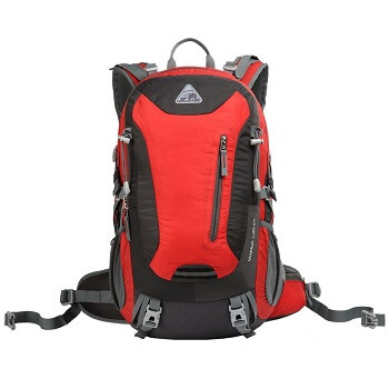 Kimlee Hiking Backpack with Rain Cover - 40L