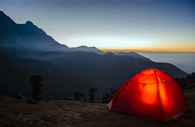 Is Wild Camping Illegal