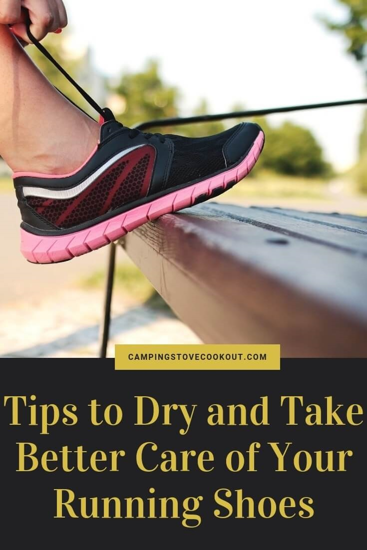 How to Dry and Take Care of Your Running Shoes