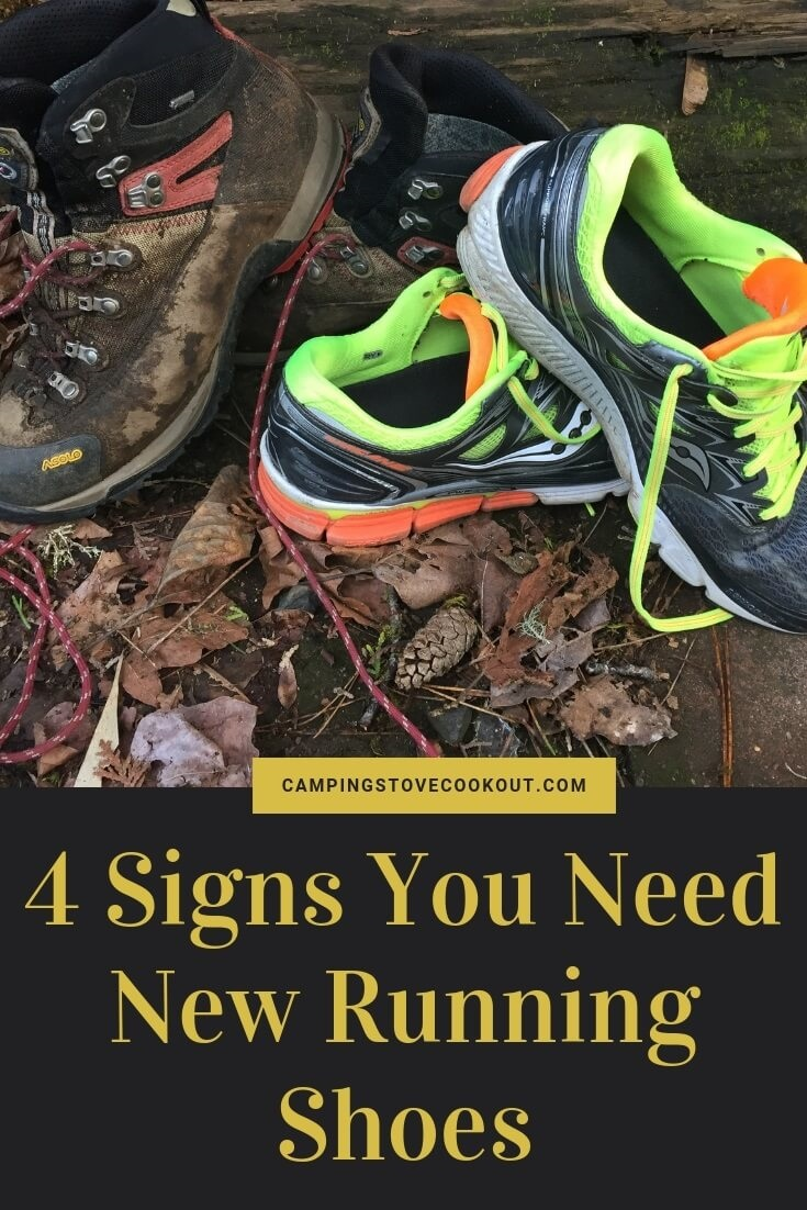 4 Signs You Need New Running Shoes