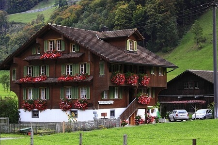 Is a Chalet a House