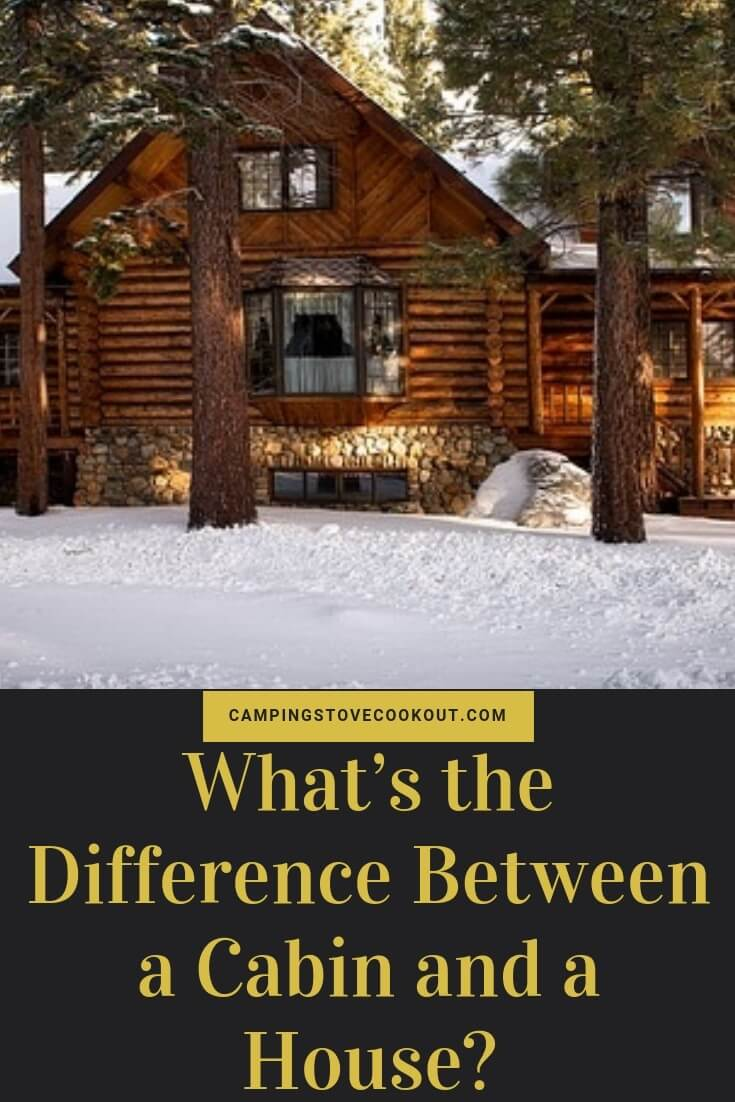 What's the Difference Between a Cabin and a House